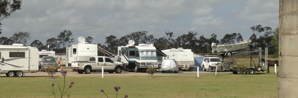 Cheery Nomad RV Park Farmstay 2014